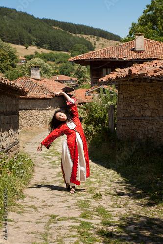 Fotografia  Bulgarian folklore