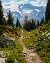 Jumbo Pass Hiking Trail, Briti...