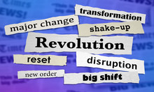 Revolution Disruption Big Majo...
