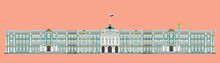 Vector Of Hermitage Museum St....