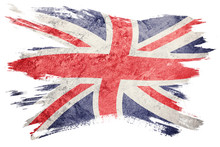 Grunge Great Britain Flag. Uni...