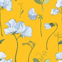 Pretty Floral Pattern With Flo...