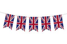 United Kingdom National Flag F...