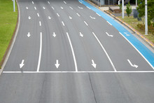 Road Surface In Japan It Is A ...