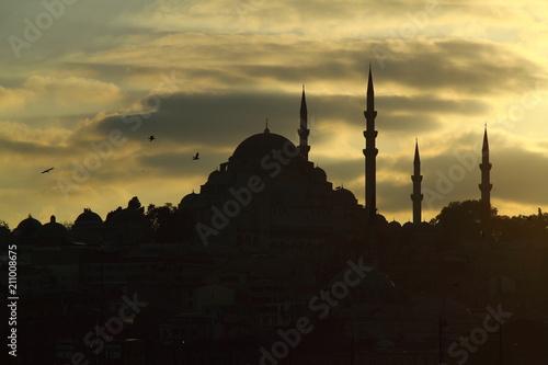 Plakat Życie w Stambule