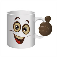 Smily Coffe Cup