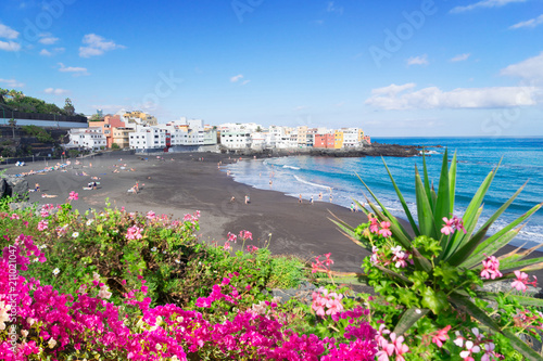 Puerto de la Cruz, Tenerife Obraz na płótnie