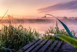 pomost nad jeziorem