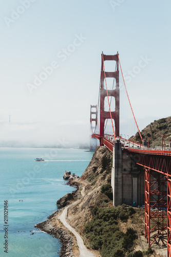 Obrazy San Francisco  most-zlotej-bramy