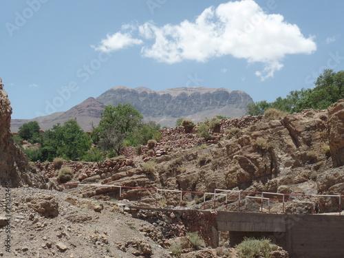 Papiers peints Cappuccino paysage maroc