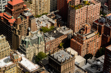 Rooftops Of The Buildings Of M...