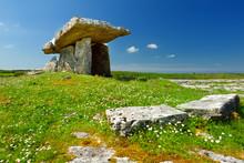 Poulnabrone Dolmen, A Neolithi...
