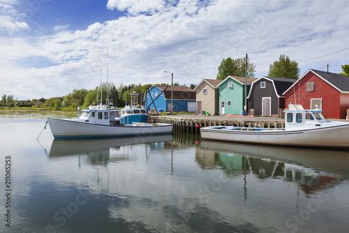 Fototapeta Views from Prince Edward Island Canada