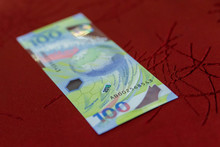 Commemorative 100 Rubles Banknotes For FIFA World Cup 2018