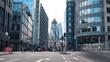Time lapse. Street scene of central London.