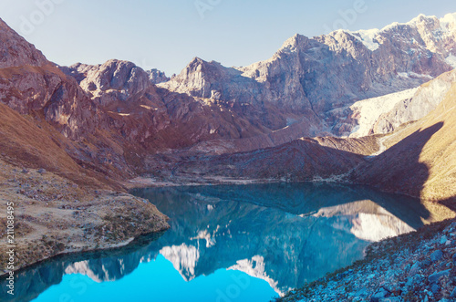 Fototapeta Cordillera obraz na płótnie