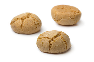 Fresh Italian Amarettini cookies
