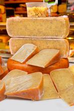 Dutch Cheese Sale Market Nethe...