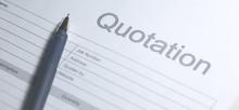 Business Document - Quotation....