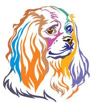 Colorful Decorative Portrait O...