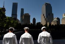 US Navy Sailors During Visitin...