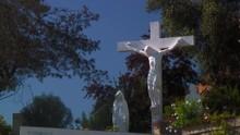 Statue Of Jesus, Santiago