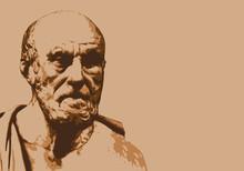 Hippocrate - Médecine - Portrait - Personnage Célèbre - Personnage - Historique - Médecin - Grec