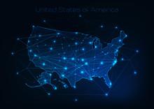 United States Of America USA M...