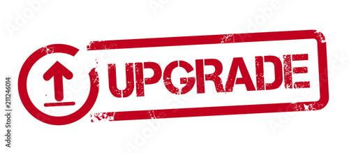 Fotografía  new update red rubber stamp