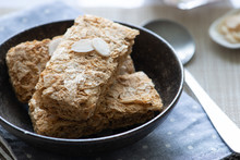 Whole Grain Wheat Biscuits Bre...