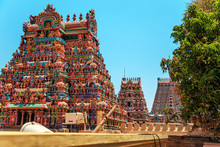 Temple Of Sri Ranganathaswamy ...