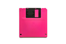 Floppy Disk Magnetic Computer
