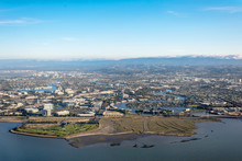 Aerial View Of Redwood Shores ...
