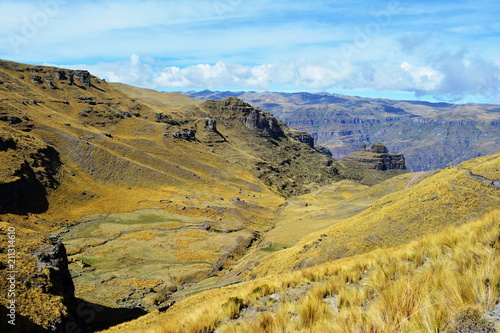 Foto op Aluminium Meloen Acos la joya escondida de los Inkas