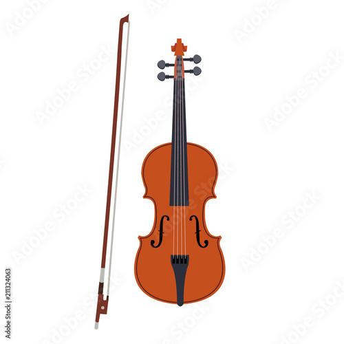 Fotografia Violin icon