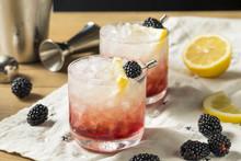 Alcoholic Blackberry Gin Bramb...