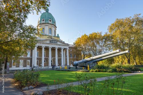 Fotografia Imperial War Museum in London, United Kingdom