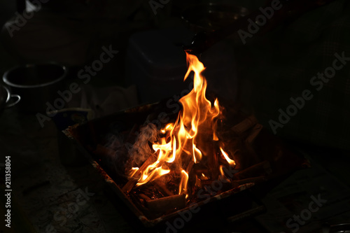 Indian Traditional Homam