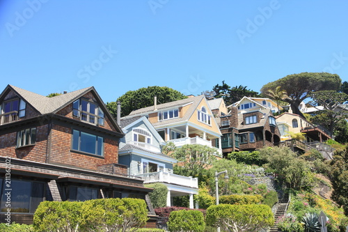 Scenic View of Sausalito – An Idyllic Town near San Francisco