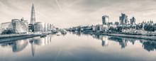 London Skyline Panorama. England