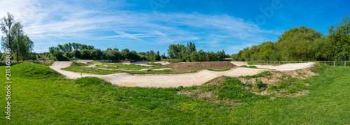 Photo Cycling and bmx track
