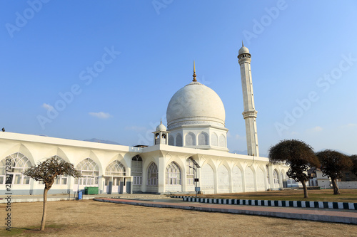Fotografia Beautiful mosque in India