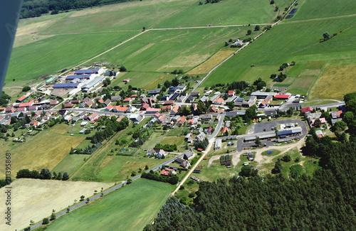 Zdjęcie XXL Jatznick w powiecie Vorpommern-Greifswald