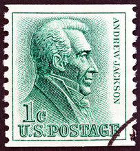 President Andrew Jackson (USA ...