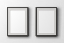 Blank  Posters On The Wall