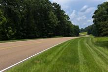 View Of The Natchez Trace Park...