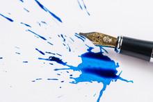 Fountain Pen And Fountain Pen ...