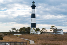 The Bodie Island Lighthouse On...