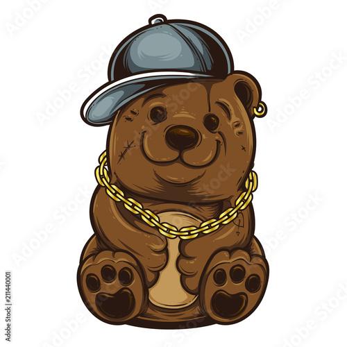 Fotografía richy teddy bear