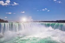 Canada, Majestic Niagara Water...